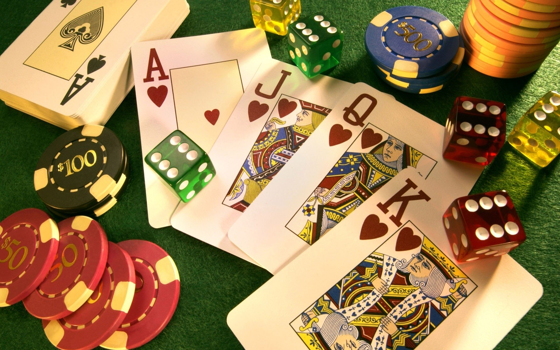Online gambling And The Chuck Norris Impact